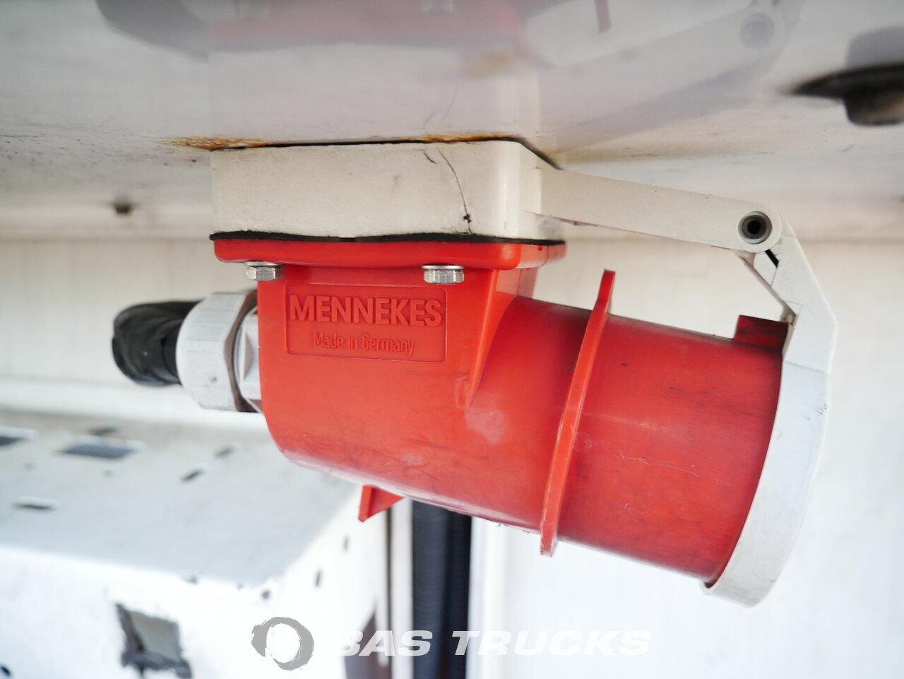 foto de Usado Semirremolque Krone SD Doppelstock Thermoking SLX-300 3154 Hours Palettenkasten Ejes 2011