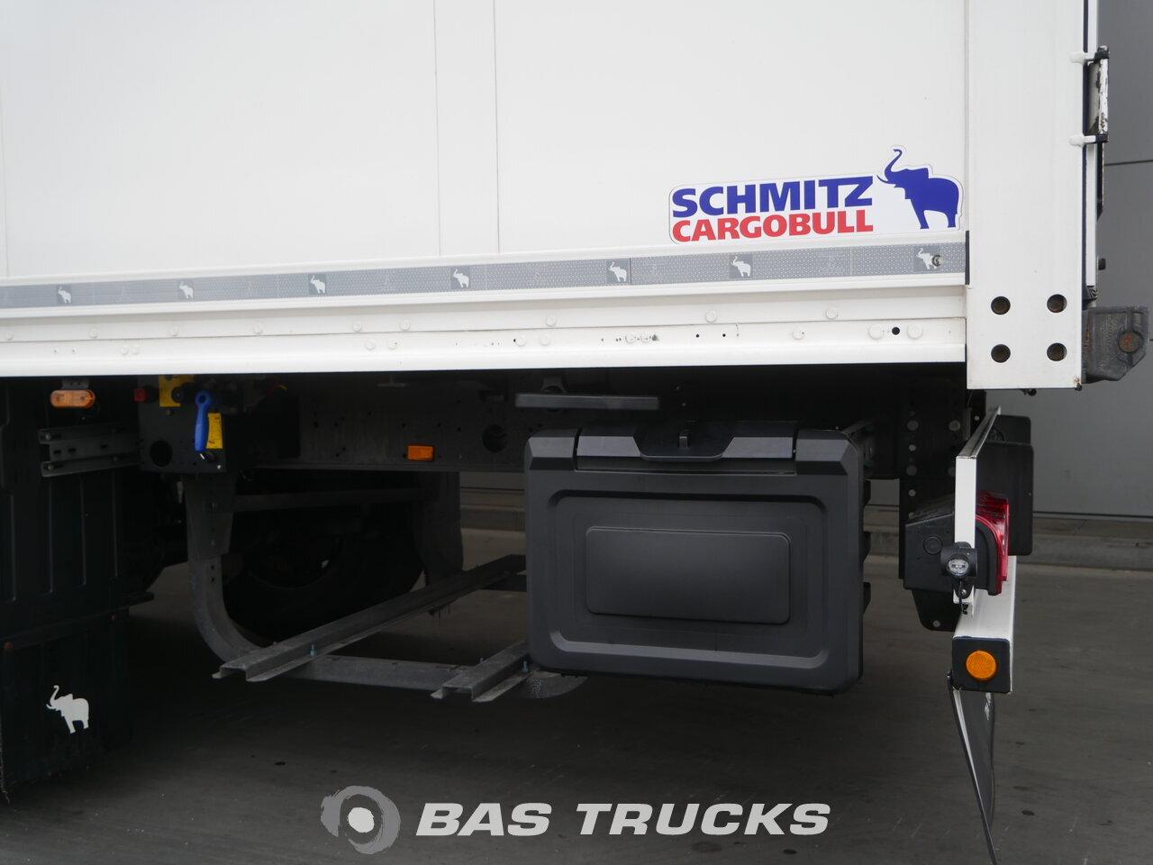foto de Usado Semirremolque Schmitz Liftachse Doppelstock SCB*S3B Ejes 2014