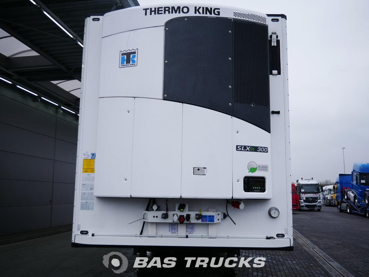 foto de Usado Semirremolque Schmitz SCB*S3B Doppelstock Thermo King SLXe-300 Ejes 2016