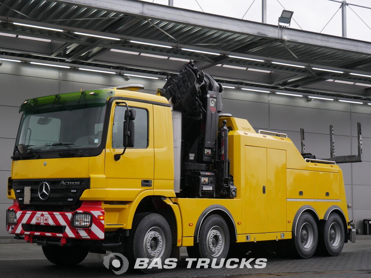 mercedes actros 4146 k camion euro 3 273900 bas trucks. Black Bedroom Furniture Sets. Home Design Ideas