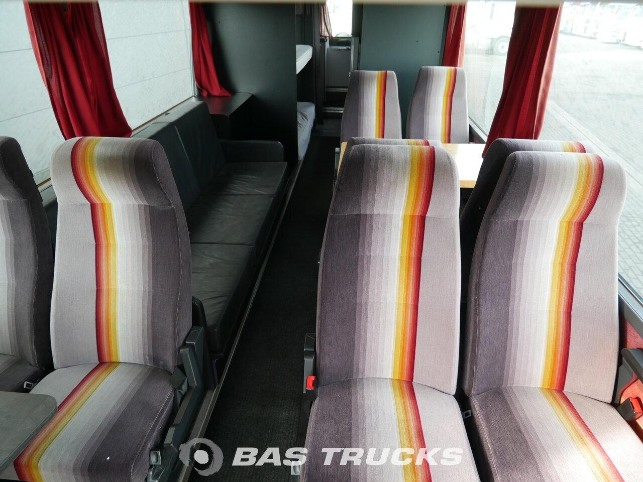 foto di Usato Autobus Setra Kassbohrer S211HD 4X2 1990