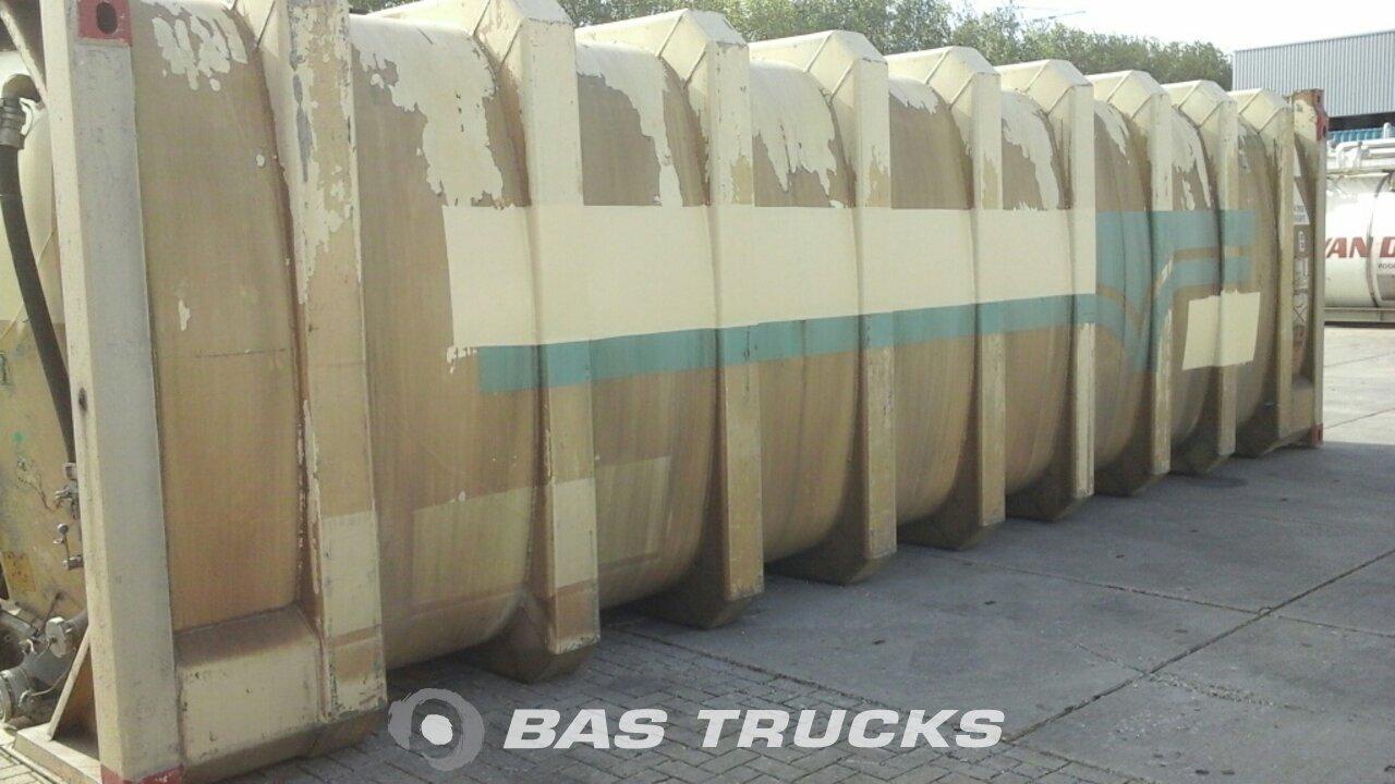 foto di Usato Container Gofa 30Ft Silo Powder Bulkcontainer pressure 49000Ltr 30ft 1996