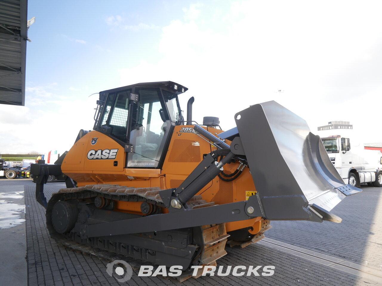 foto di Usato Macchine Movimento Terra Case 2050M LT Track 2015