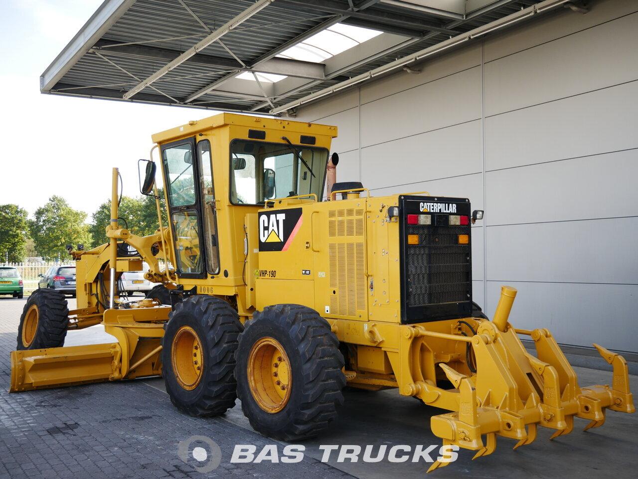 foto di Usato Macchine Movimento Terra Caterpillar 140K 6X4 2011