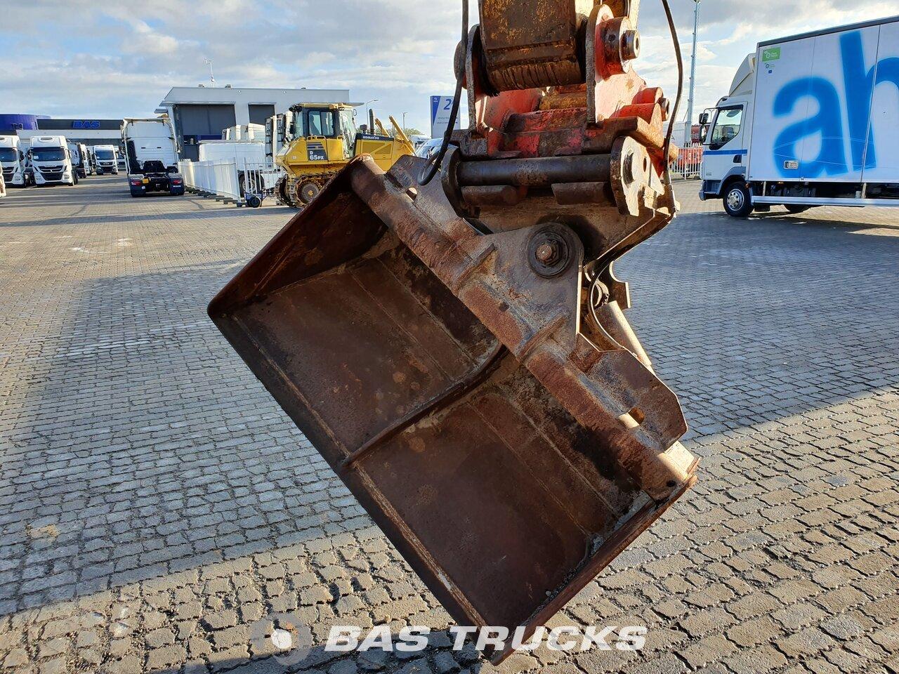 foto di Usato Macchine Movimento Terra Caterpillar 320E L Track 2013
