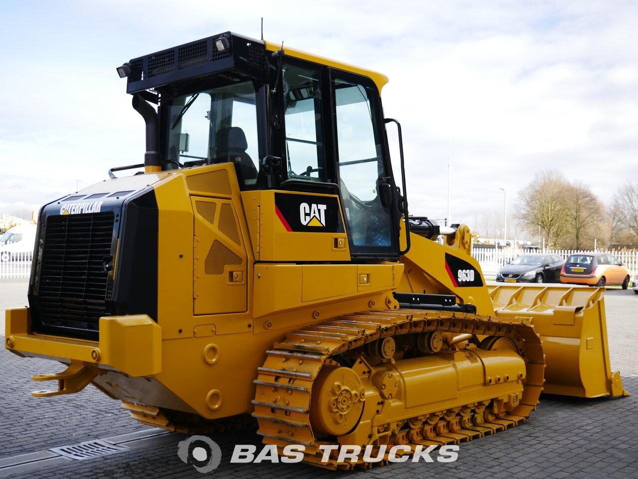 foto di Usato Macchine Movimento Terra Caterpillar 963 D Track 2008