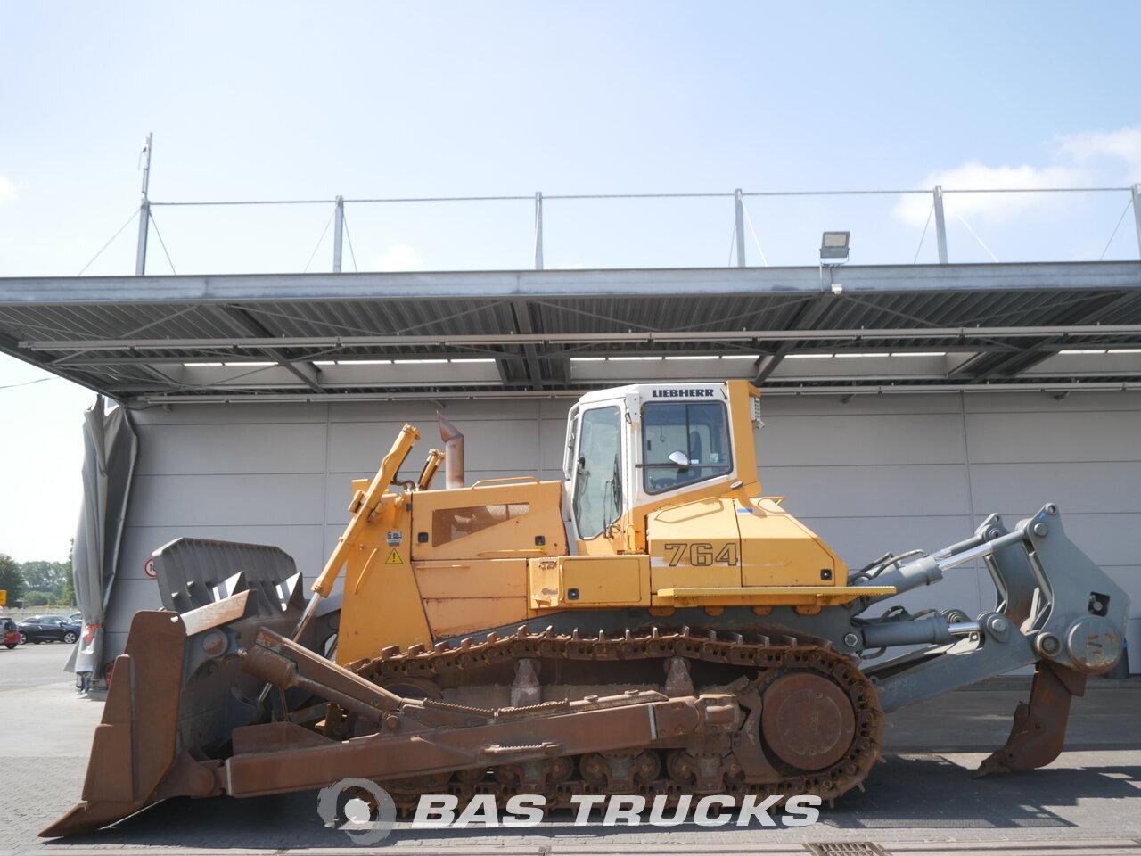 foto di Usato Macchine Movimento Terra Liebherr 764 Track 2007