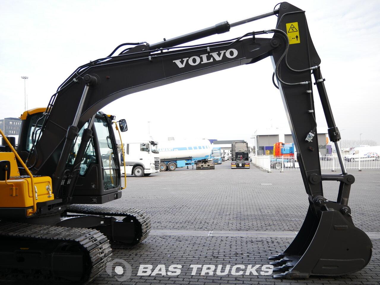 foto di Usato Macchine Movimento Terra Volvo EC140DL Track 2018