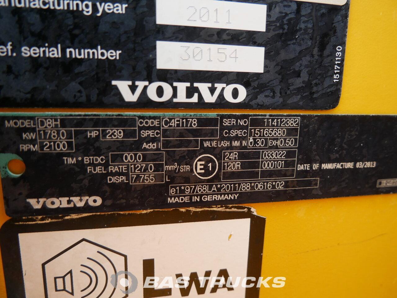 foto di Usato Macchine Movimento Terra Volvo L120G 4X4 2011