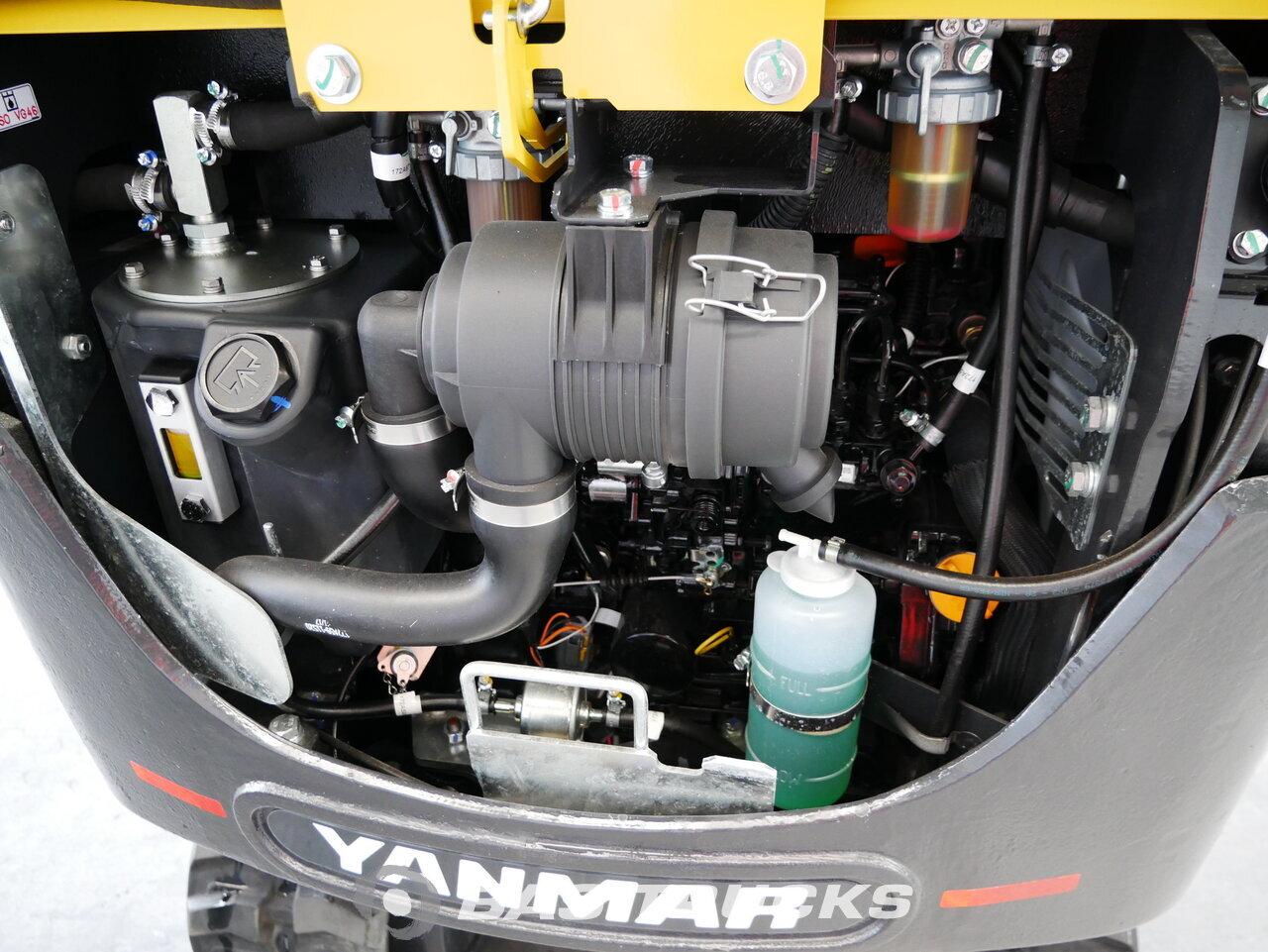 foto di Usato Macchine Movimento Terra YANMAR SV16 Track 2018