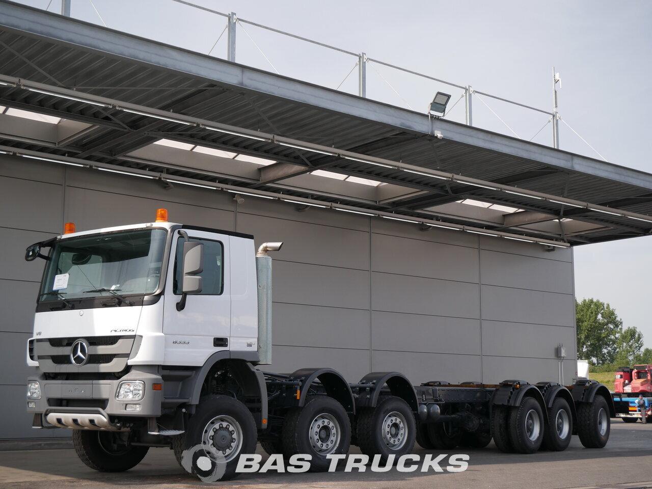 camion mercedes actros usato