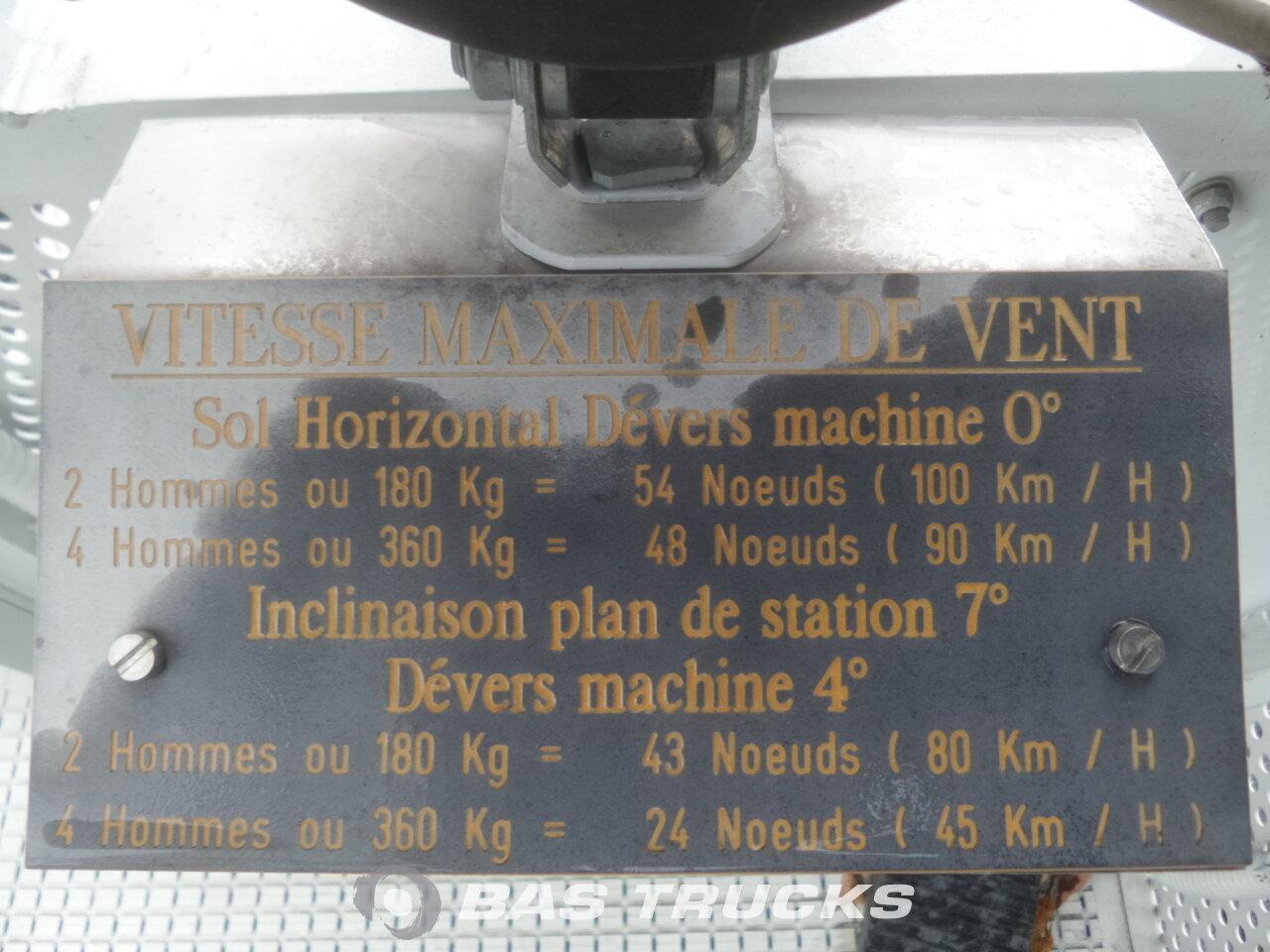 foto di Usato Motrice Renault G300 6X2 1995