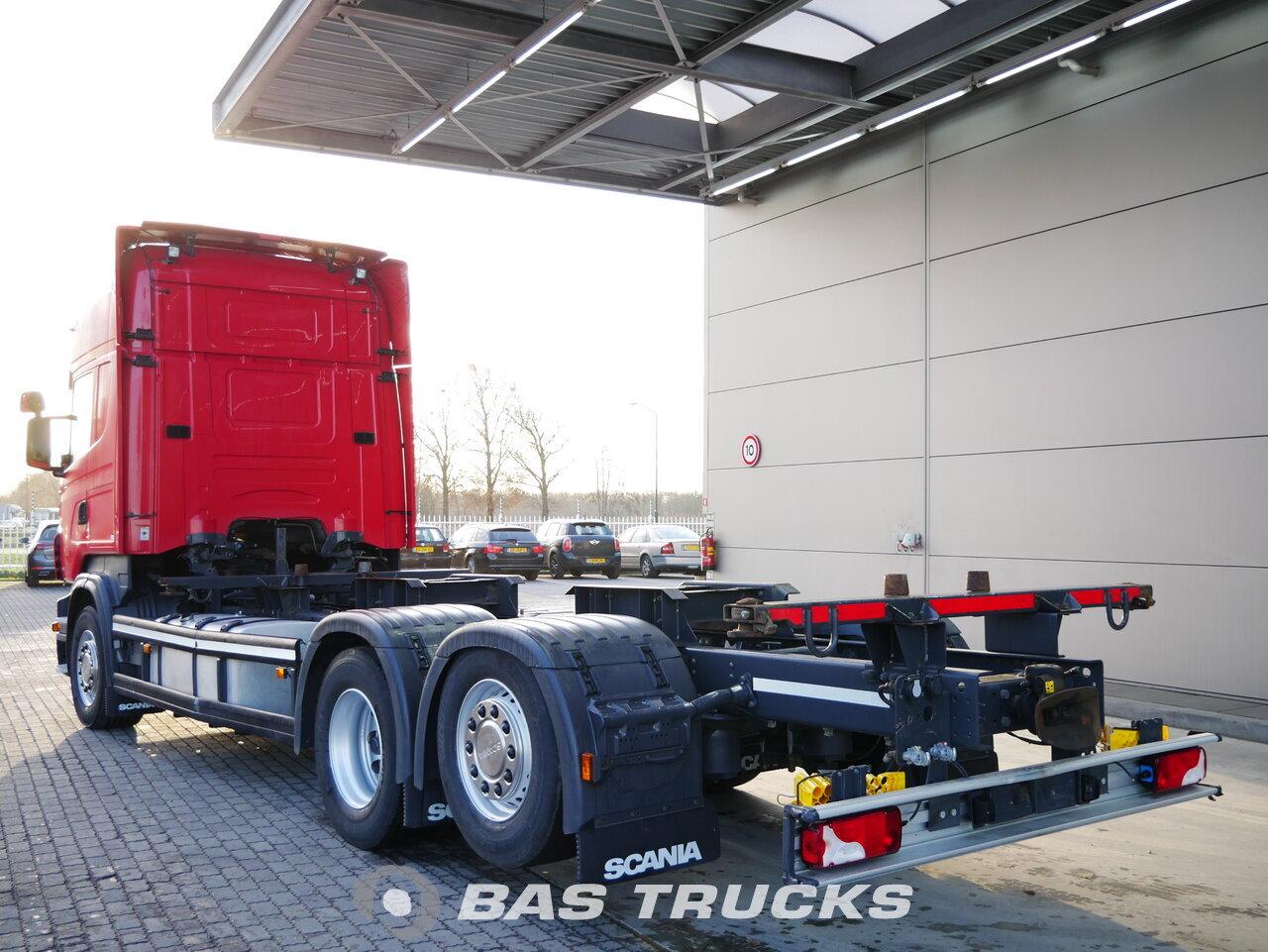 foto di Usato Motrice Scania R440 6X2 2013