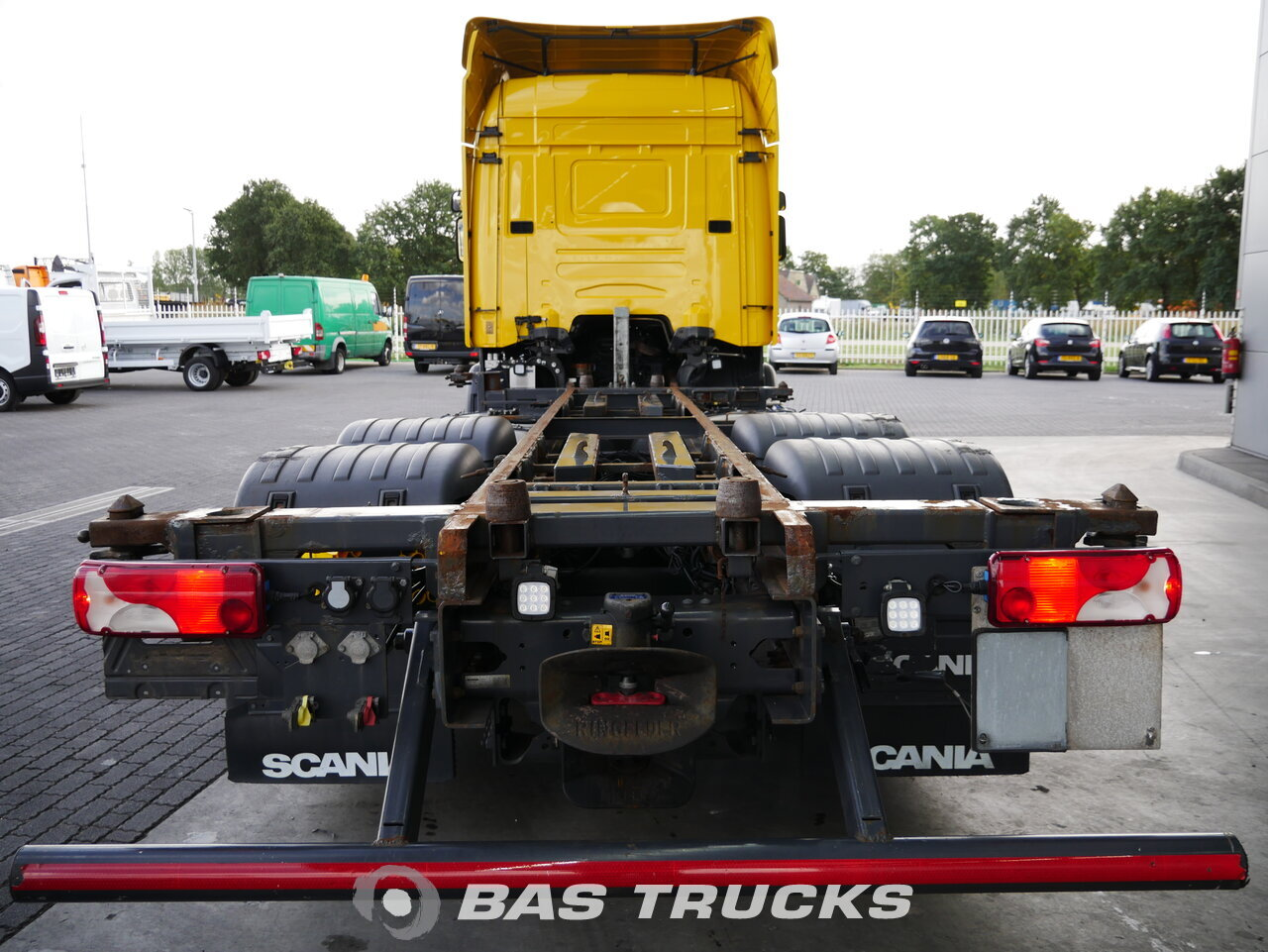 foto di Usato Motrice Scania R450 6X2 2014