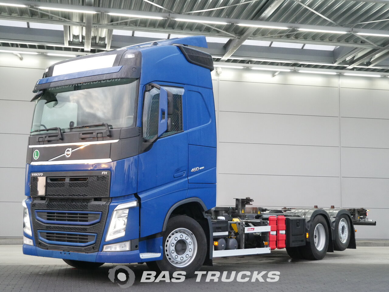 volvo fh 460 motrice euro 6 45600 bas trucks. Black Bedroom Furniture Sets. Home Design Ideas