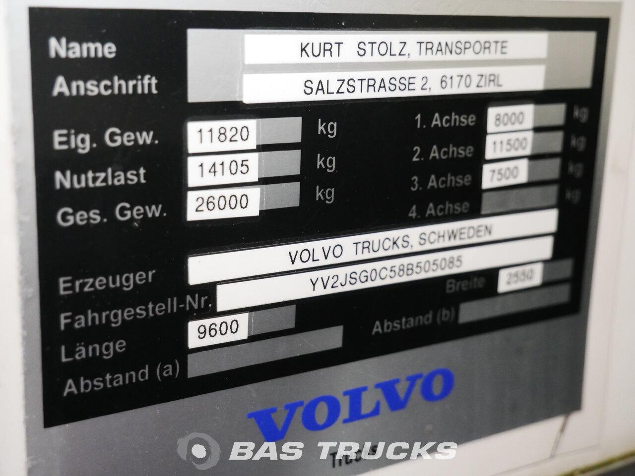 foto di Usato Motrice Volvo FM 400 6X2 2008