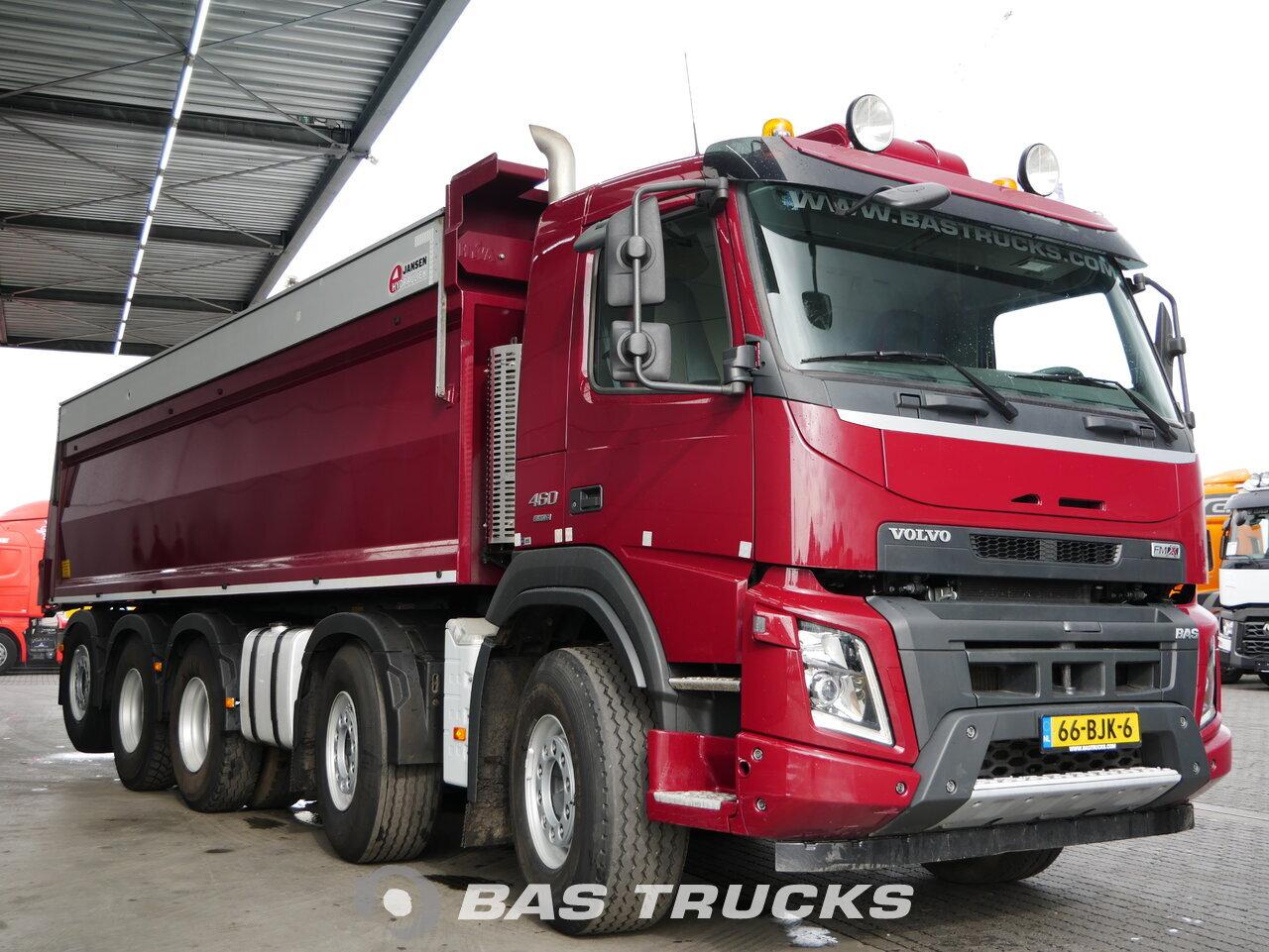 foto di Usato Motrice Volvo FMX 460 10X4 2017