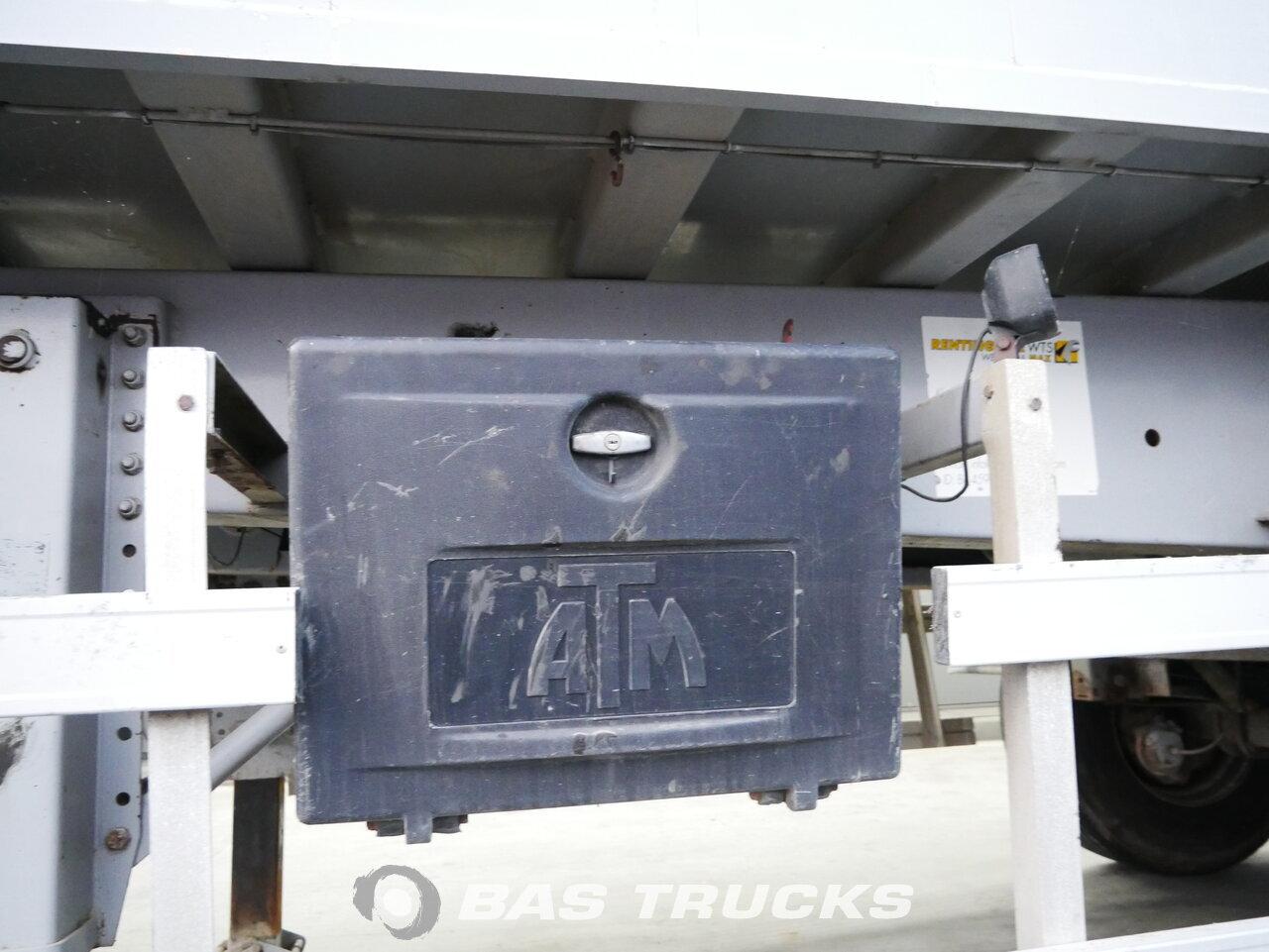 foto di Usato Semirimorchio ATM 46m3 Alukipper OKS 13/27A assi 2009