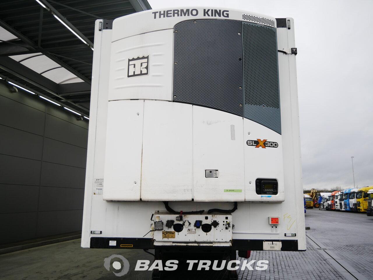 foto di Usato Semirimorchio Krone SD Doppelstock Thermoking SLX-300 assi 2012