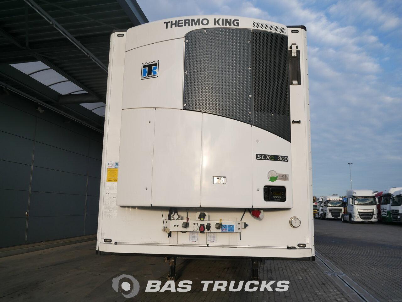 foto di Usato Semirimorchio Schmitz Blumenbreit Thermoking SLX-300 2025 Hours SCB*S3B assi 2016