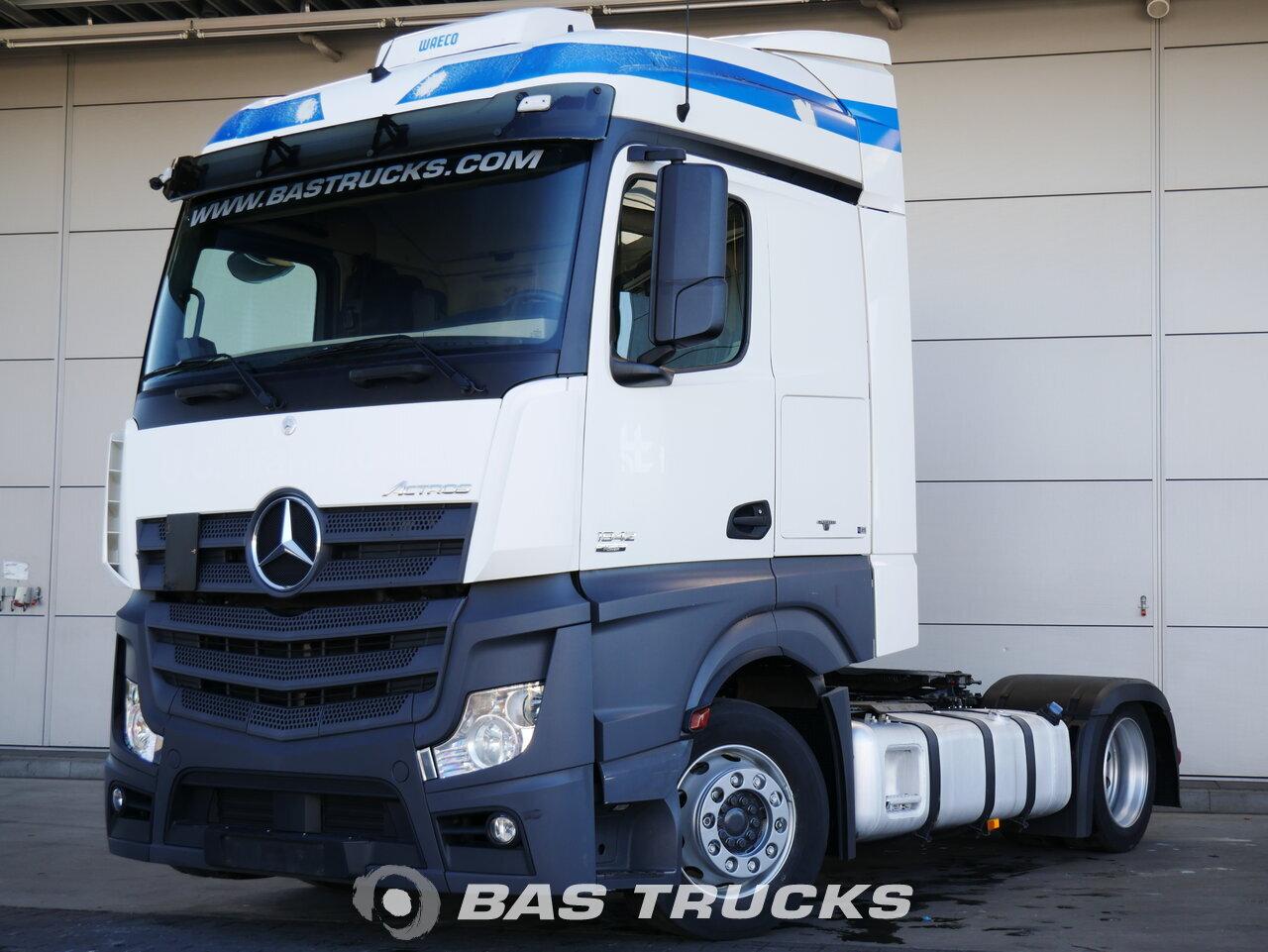 foto di Usato Trattore Mercedes Actros 1842 LL 4X2 2012
