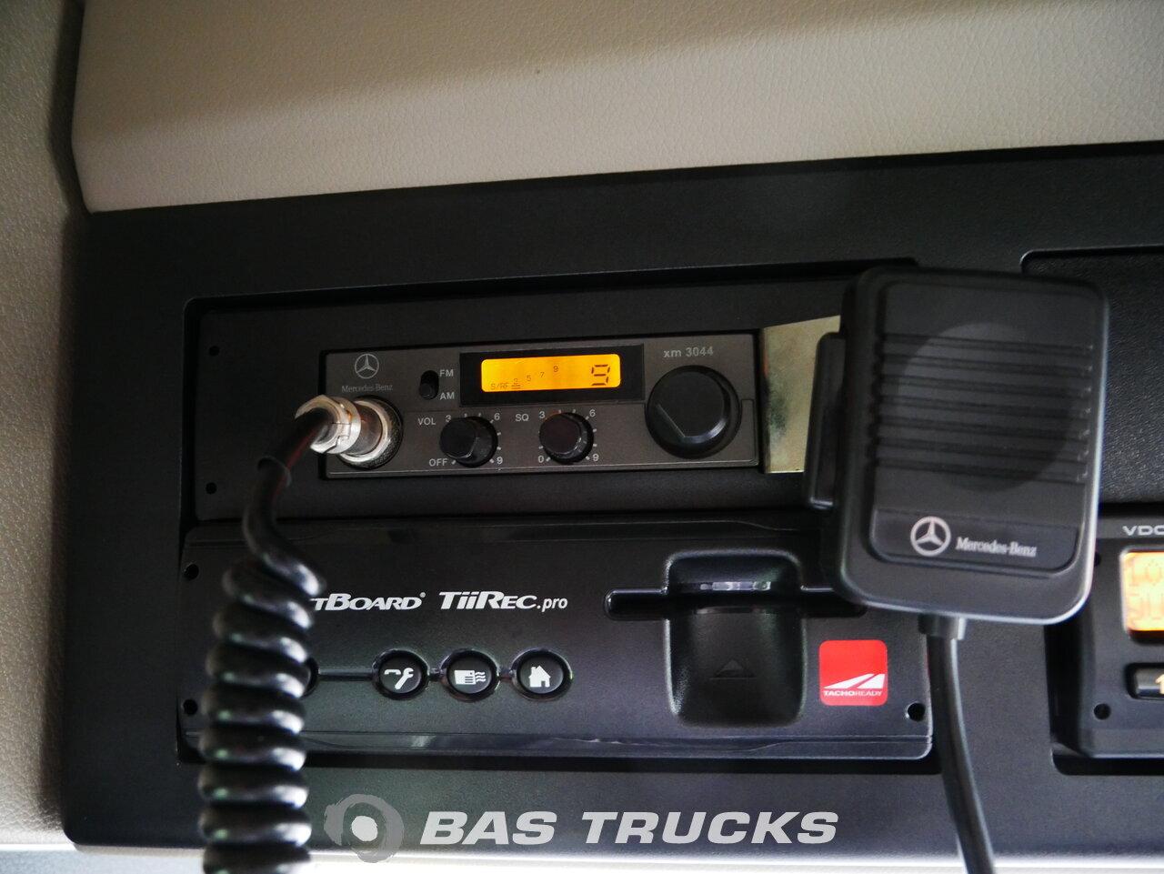 foto di Usato Trattore Mercedes Actros 1845 LS 4X2 2014