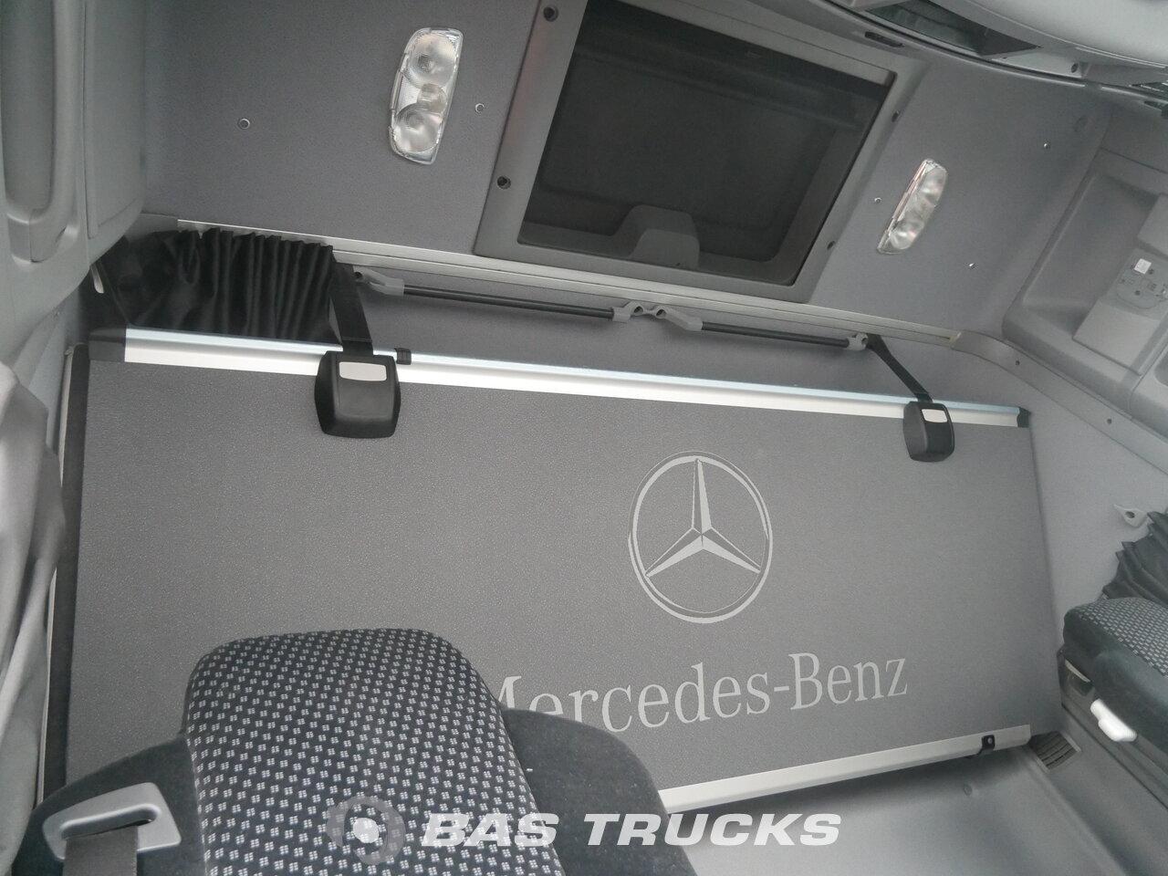 foto di Usato Trattore Mercedes Actros 1846 LS 4X2 2013