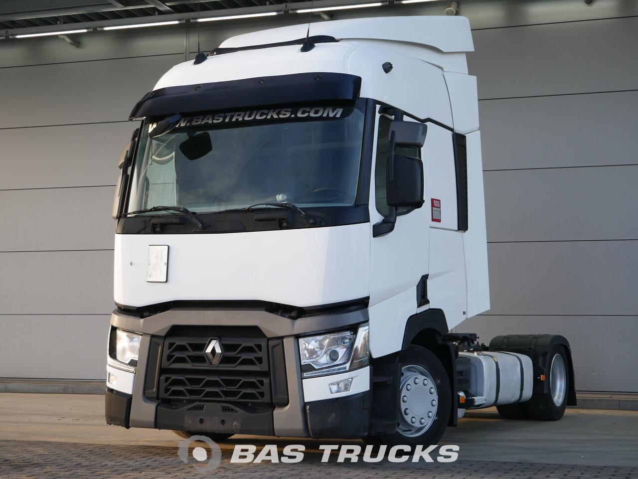 foto di Usato Trattore Renault T 460 4X2 2014