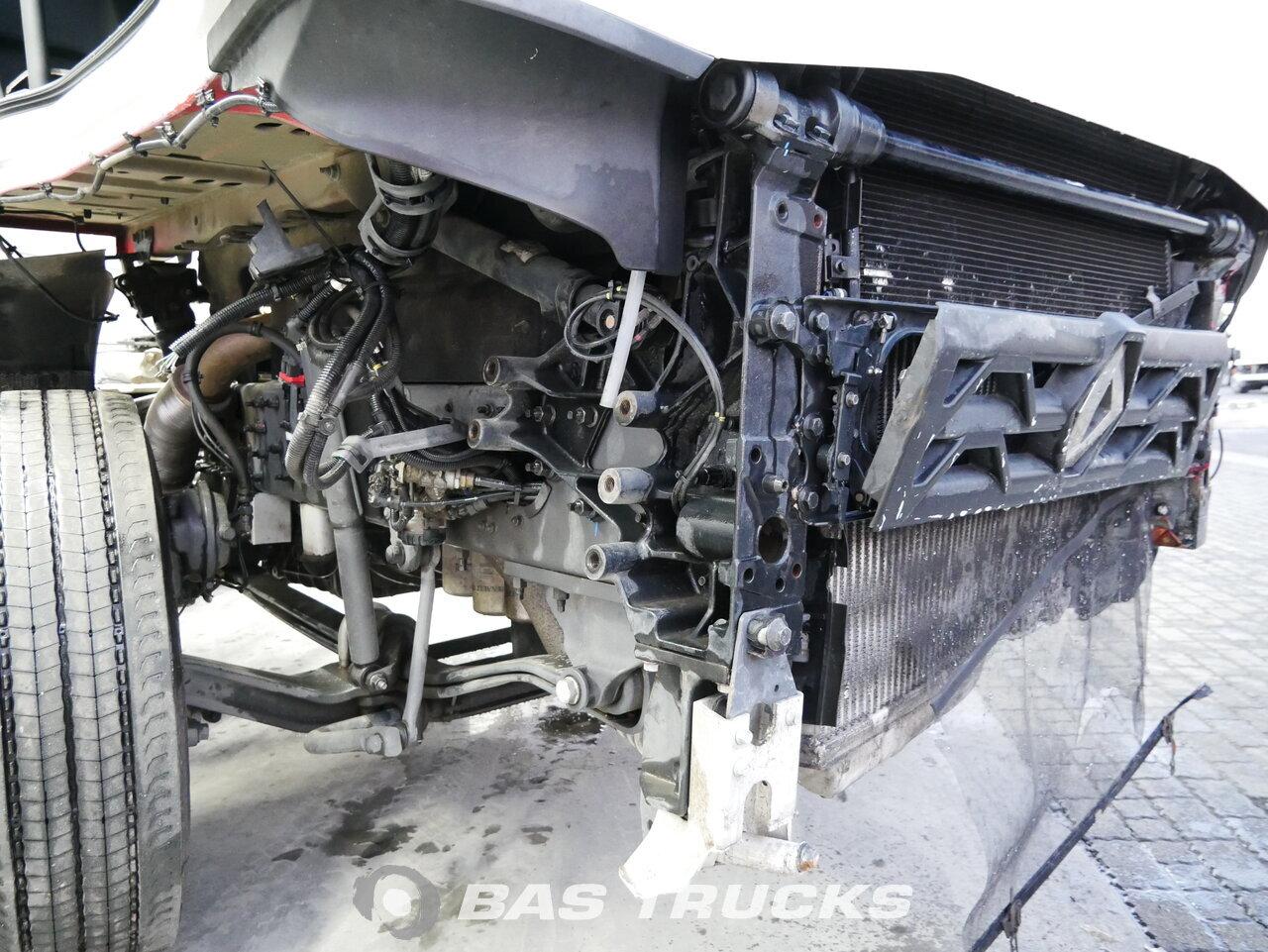 foto di Usato Trattore Renault T 460 Comfort Low KM Unfall 4X2 2015