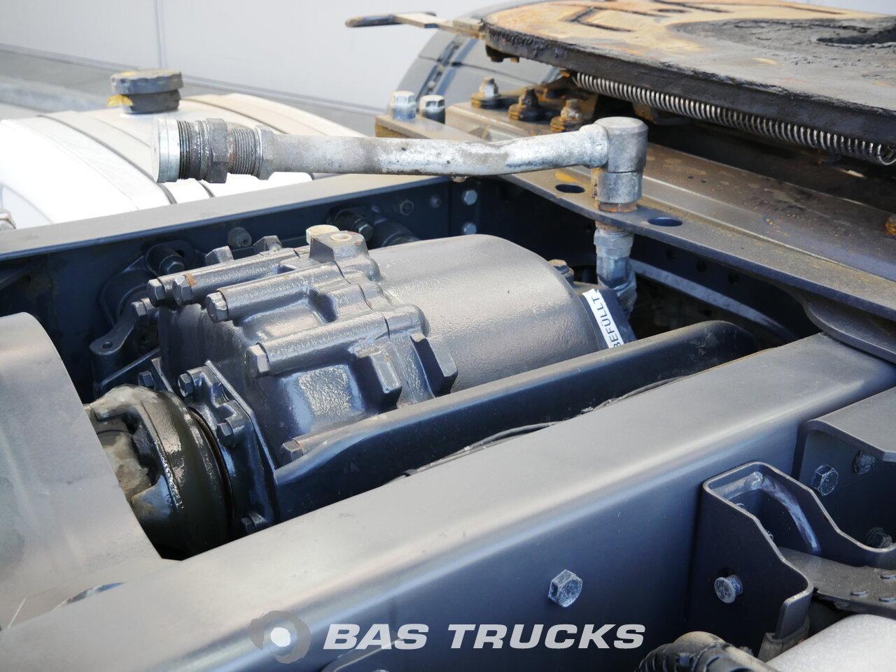 foto di Usato Trattore Scania G450 4X4 2014