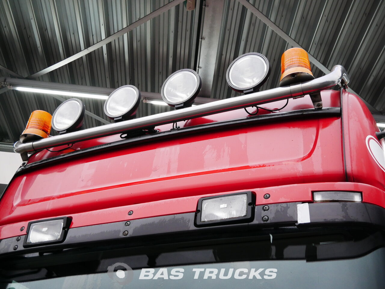 foto di Usato Trattore Scania R420 4X2 2008