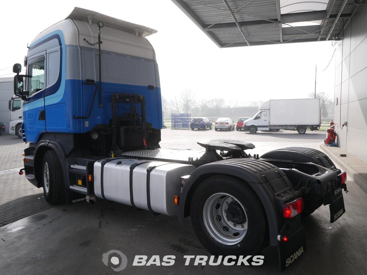 foto di Usato Trattore Scania R440 4X2 2012