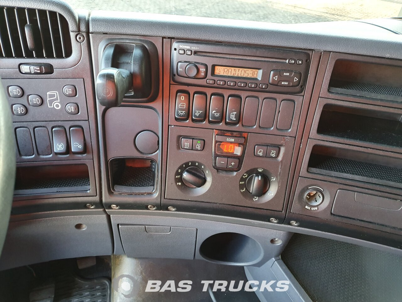 foto di Usato Trattore Scania R500 6X2 2007