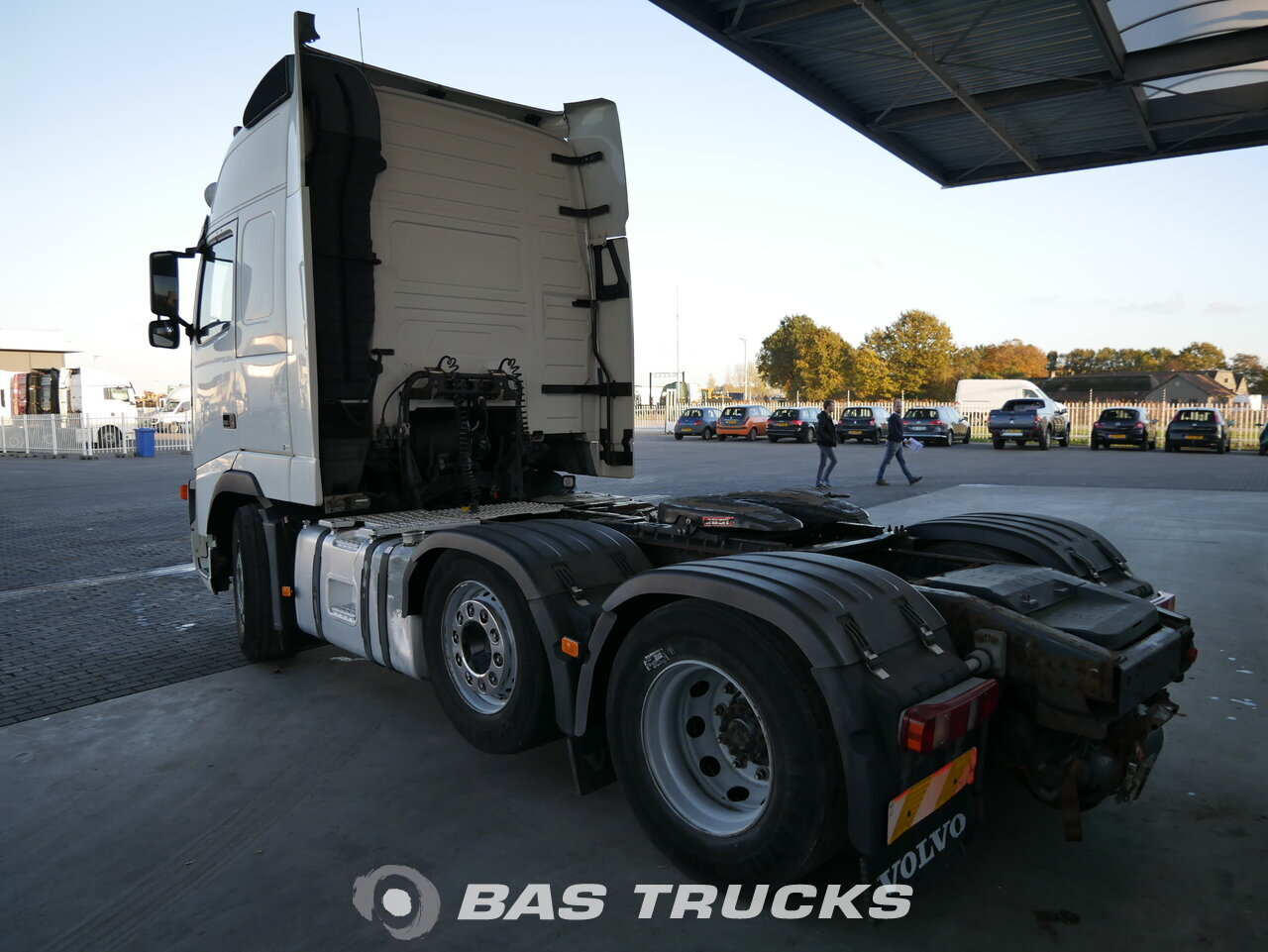 foto di Usato Trattore Volvo FH 440 XL 6X2 2007
