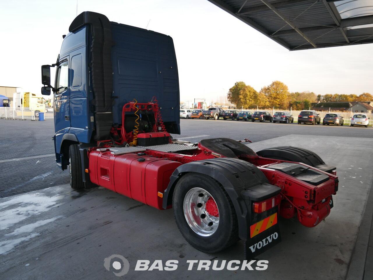 foto di Usato Trattore Volvo FH 460 4X2 2012