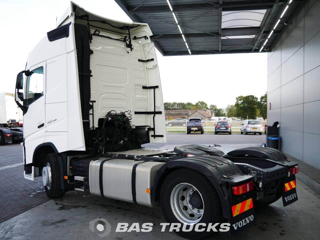 foto di Usato Trattore Volvo FH 460 4X2 2016