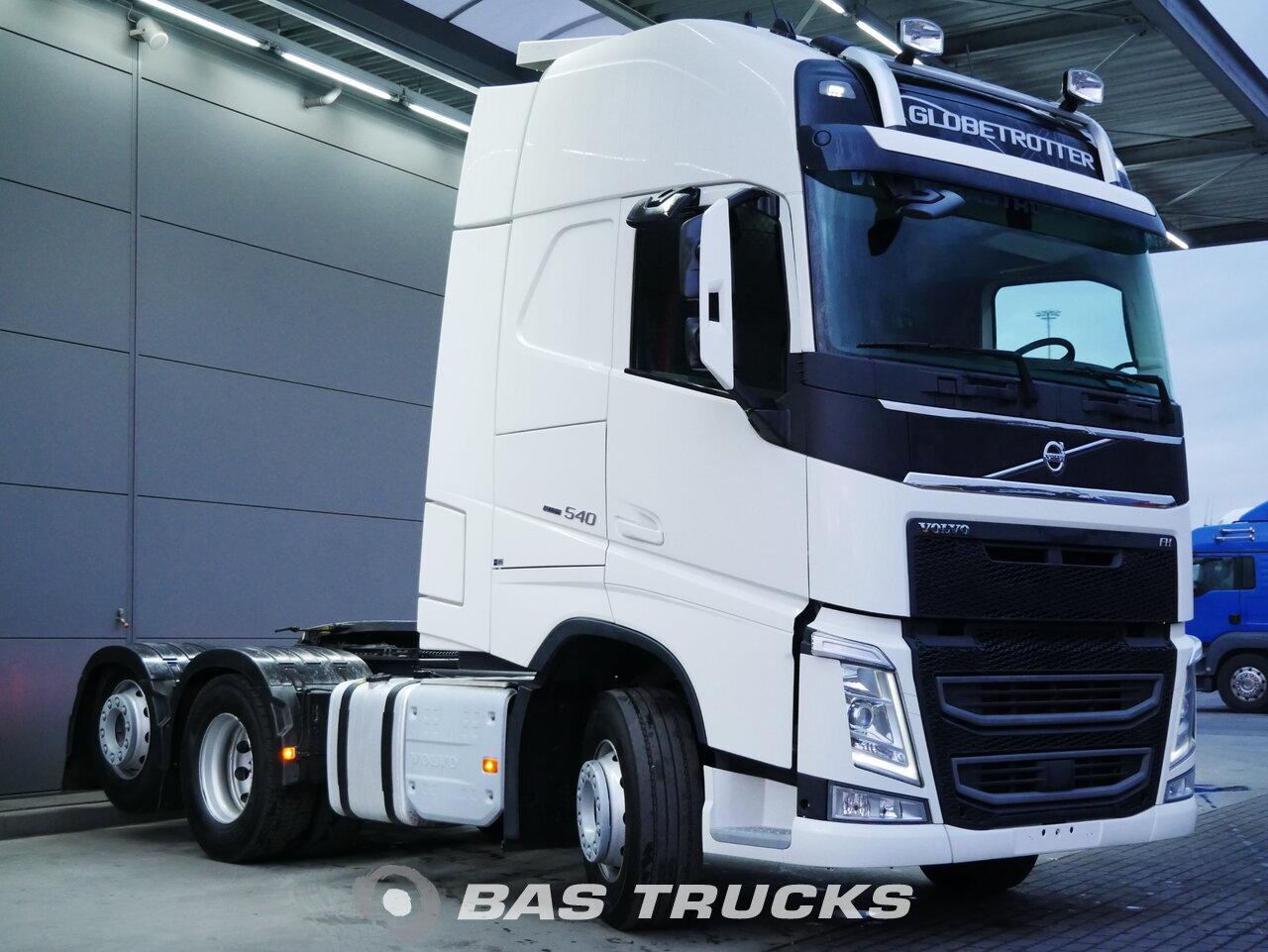 foto di Usato Trattore Volvo FH 540 XL 6X2 2016