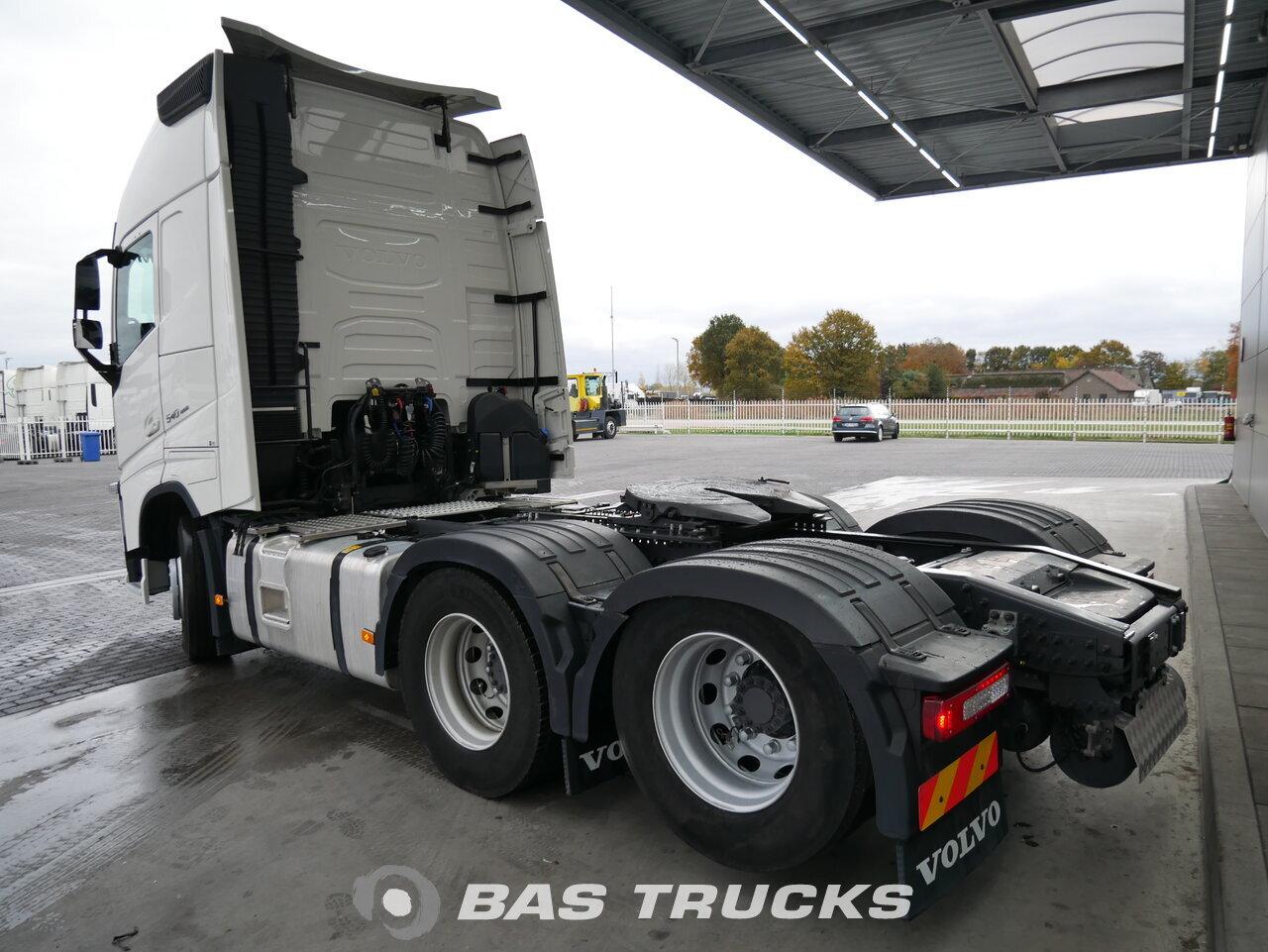 foto di Usato Trattore Volvo FH 540 XL 6X2 2018