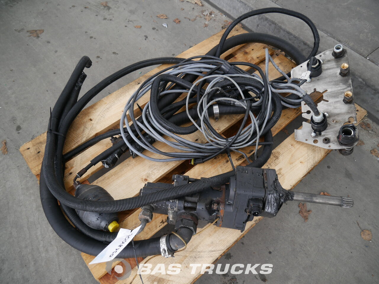foto di Usato Varie Hydraulik Set Autotransporter Set 2008