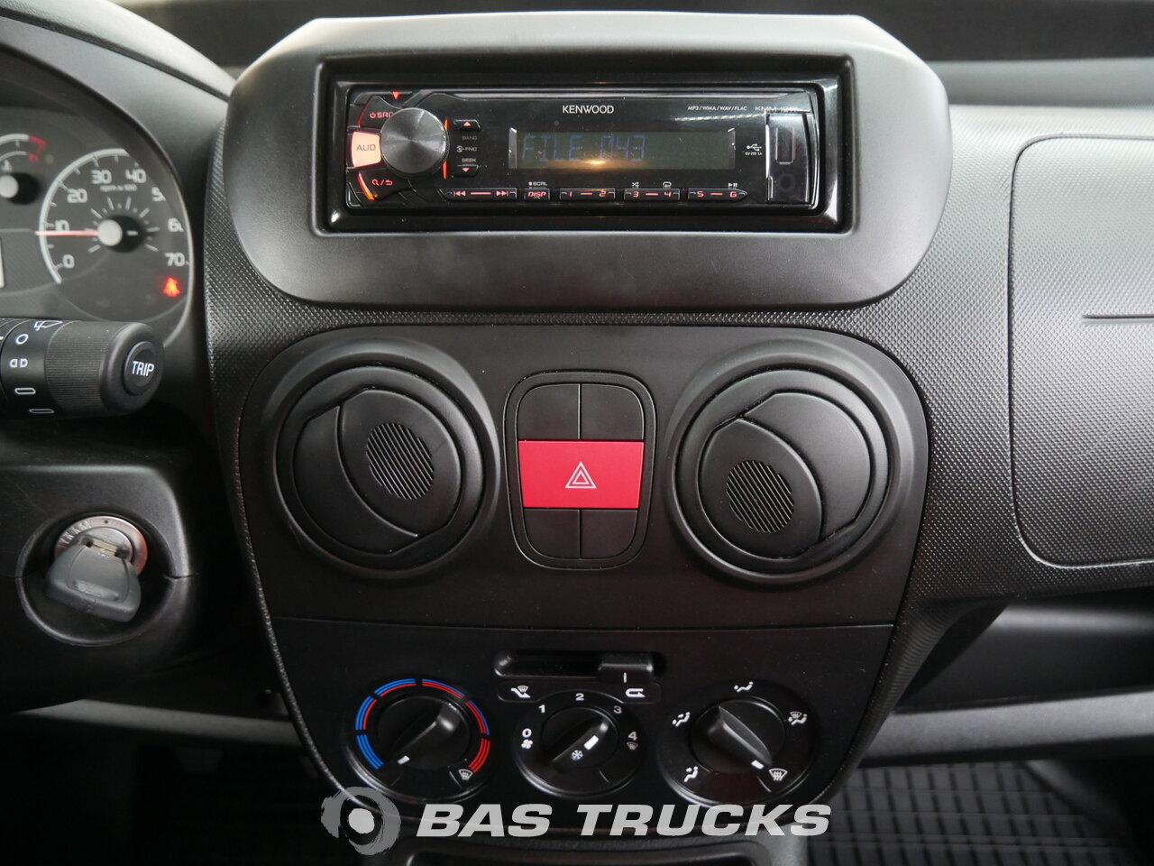 foto di Usato Veicolo commerciale leggero Fiat Fiorino 2015