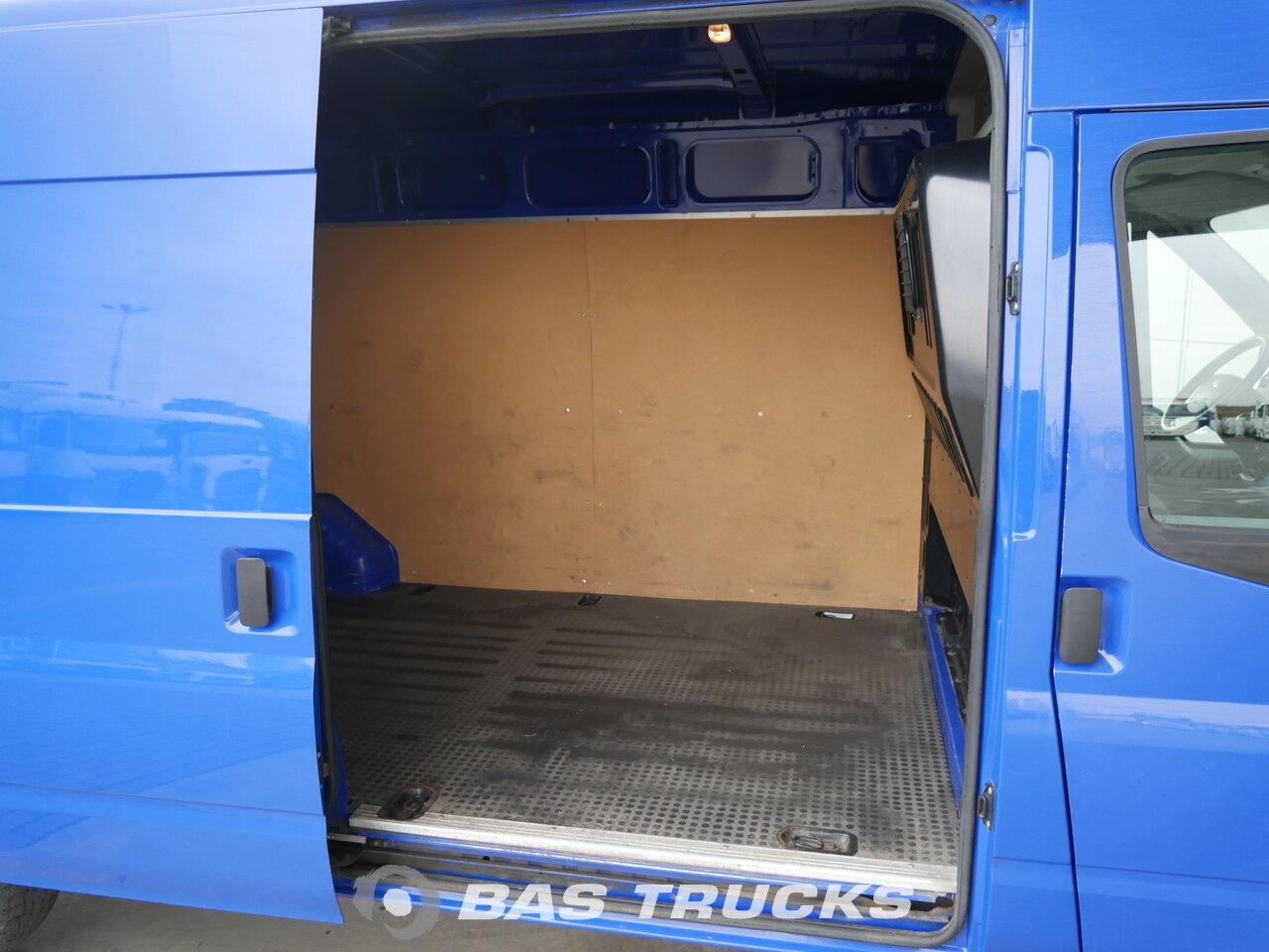 foto di Usato Veicolo commerciale leggero Ford Transit 2011