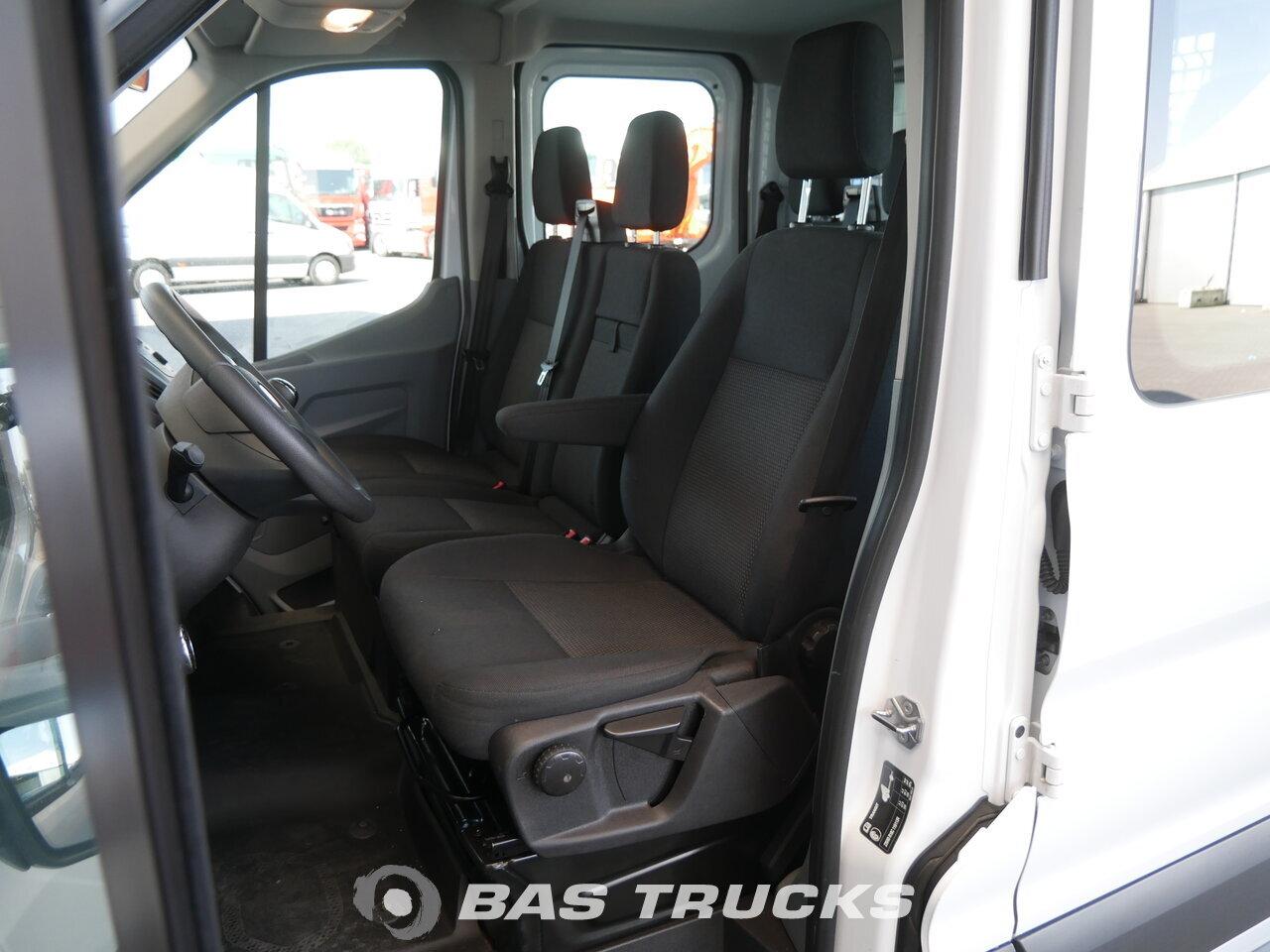 foto di Usato Veicolo commerciale leggero Ford Transit 2017