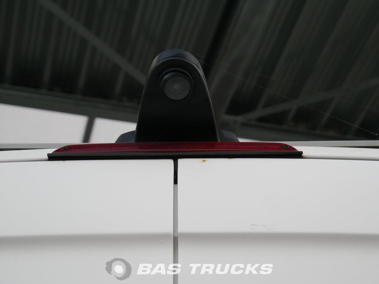 foto di Usato Veicolo commerciale leggero Mercedes Sprinter 2010