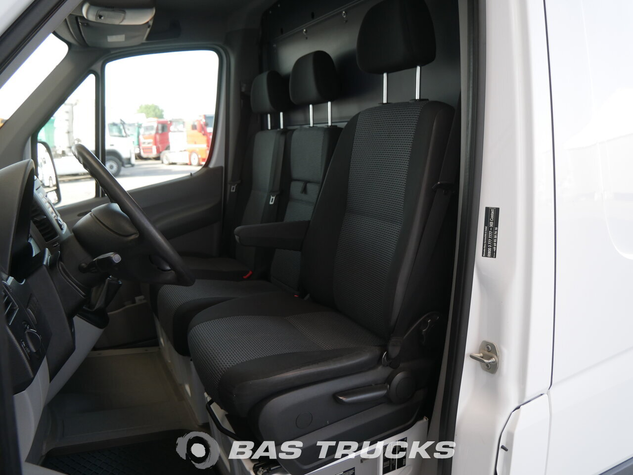 foto di Usato Veicolo commerciale leggero Mercedes Sprinter 2011