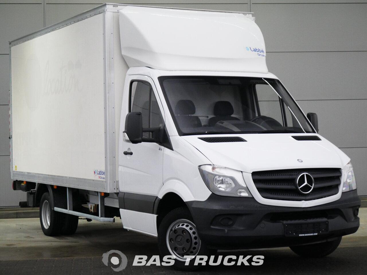foto di Usato Veicolo commerciale leggero Mercedes Sprinter 2015