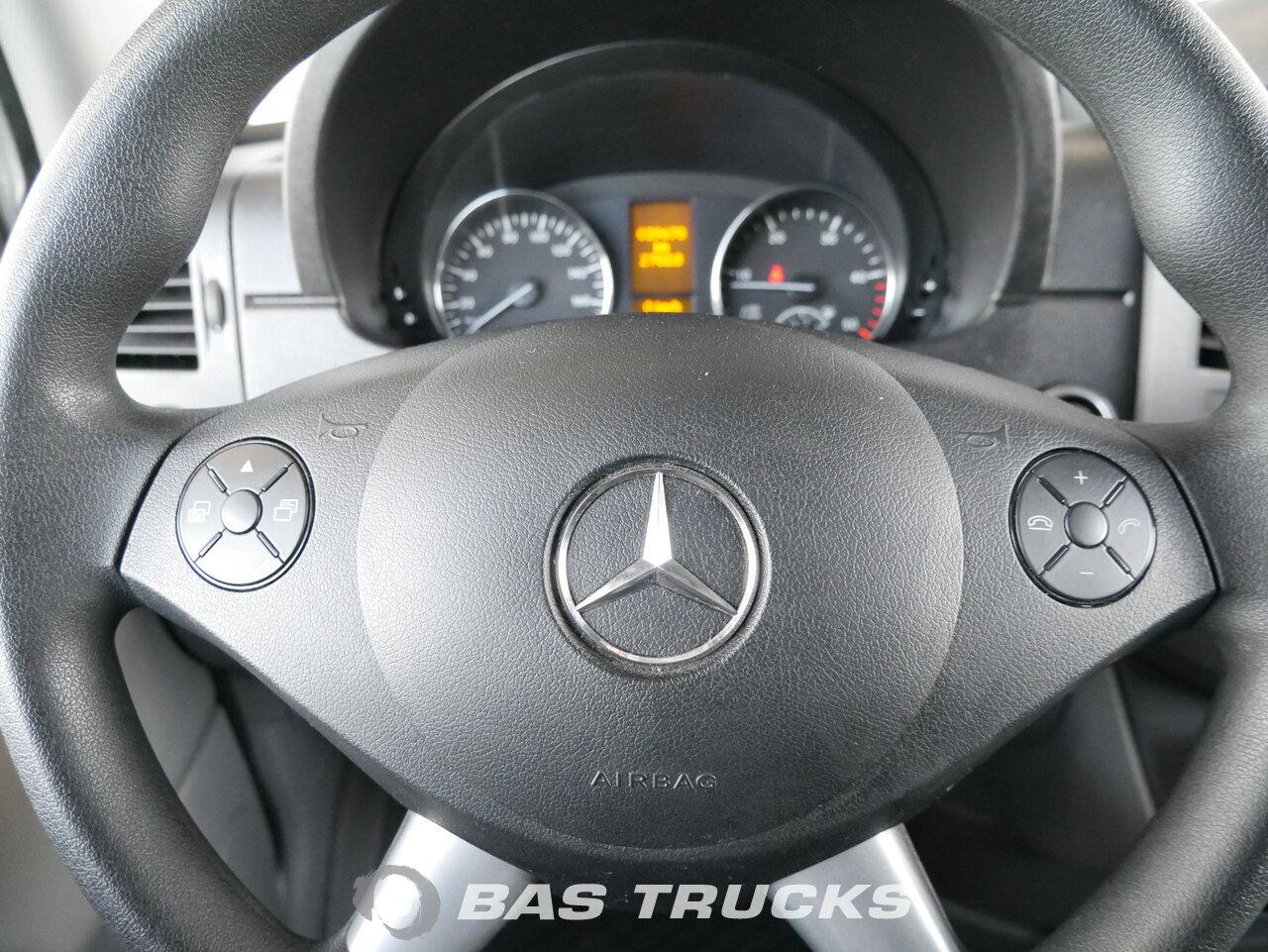foto di Usato Veicolo commerciale leggero Mercedes Sprinter 2017