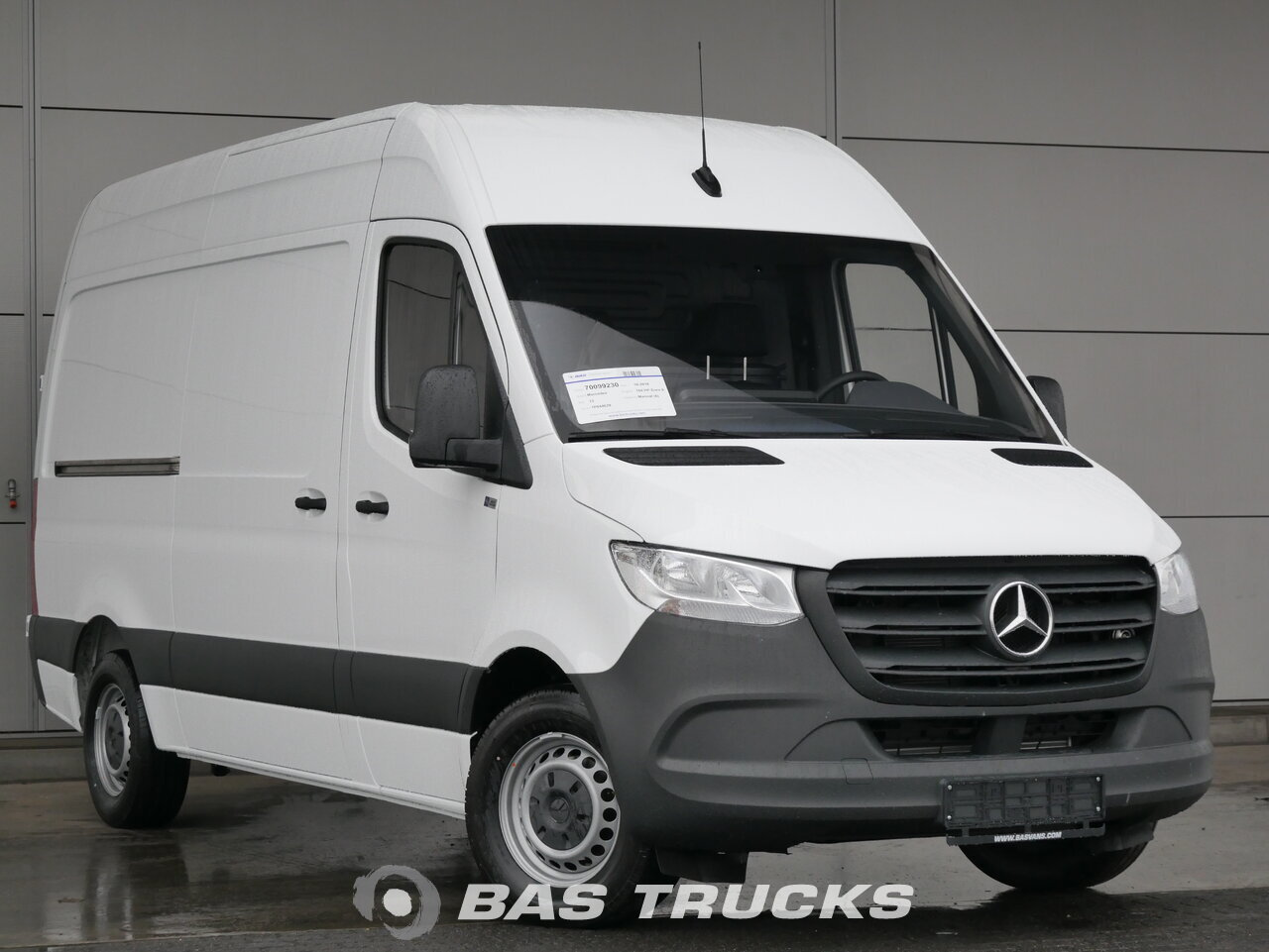 foto di Usato Veicolo commerciale leggero Mercedes Sprinter 2018