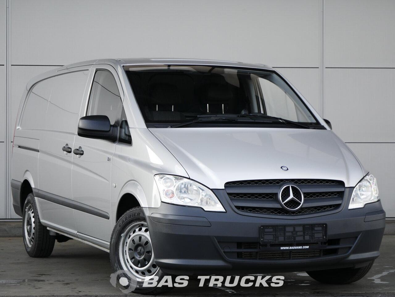 foto di Usato Veicolo commerciale leggero Mercedes Vito 2014