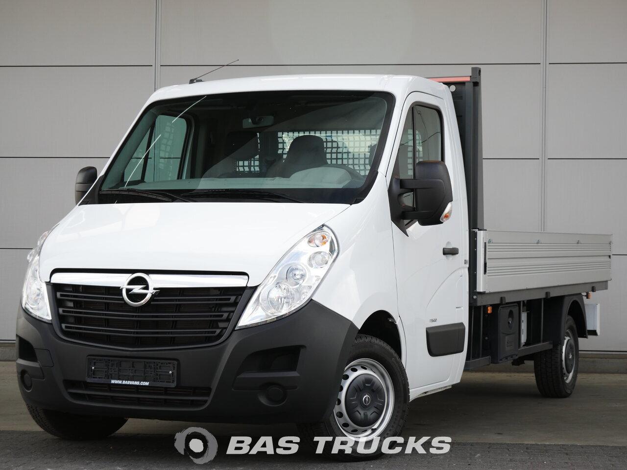 foto di Usato Veicolo commerciale leggero Opel Movano 2016