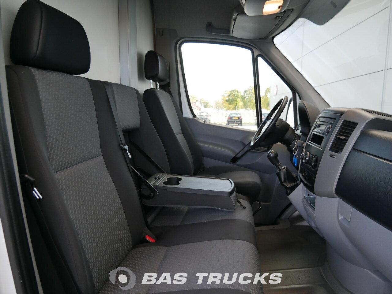 foto di Usato Veicolo commerciale leggero Volkswagen Crafter 2012